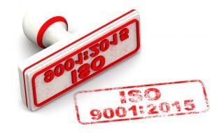 ISO-9001-certificaat