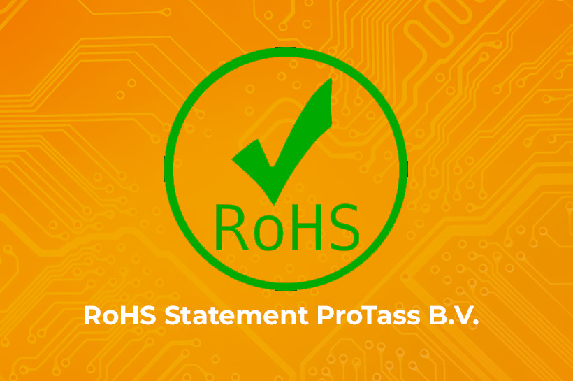 RoHS statement ProTass